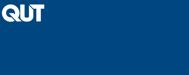 Logo Queensland University of Technology (QUT) International