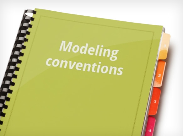 Modeling Conventions book