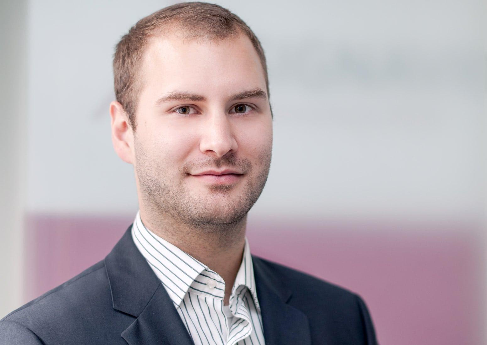 Portrait image of Torben Schreiter