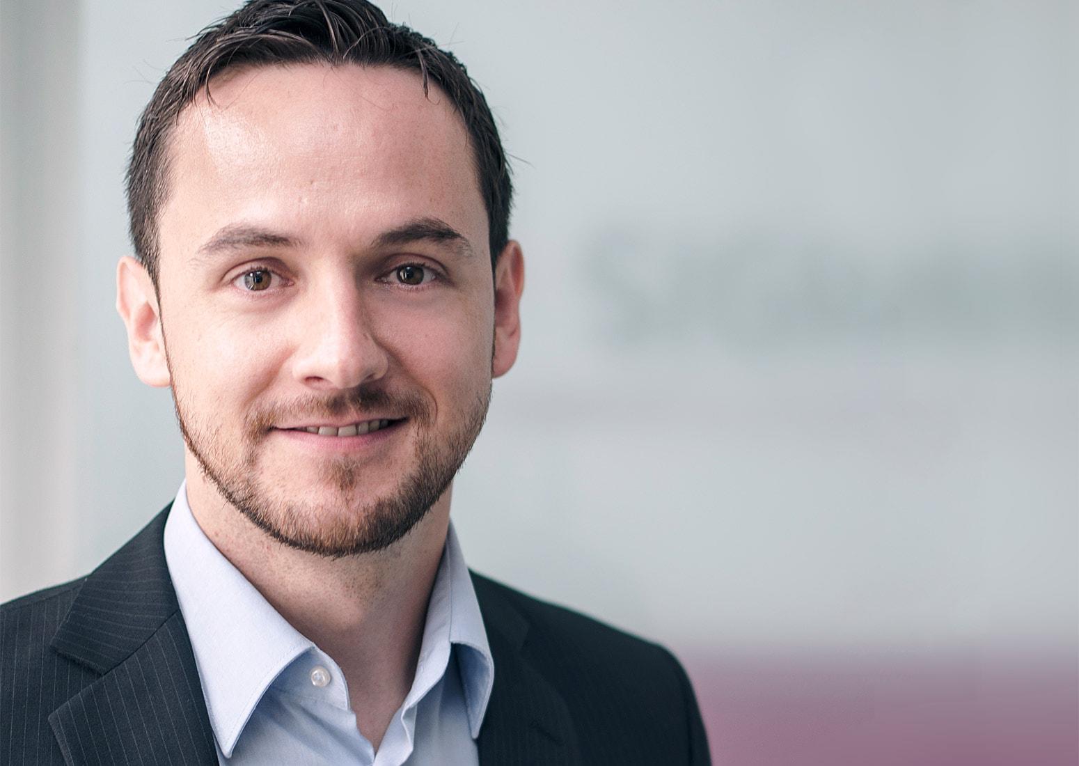 Portrait image of Willi Tscheschner