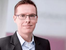 Portrait image of Stefan Krumnow