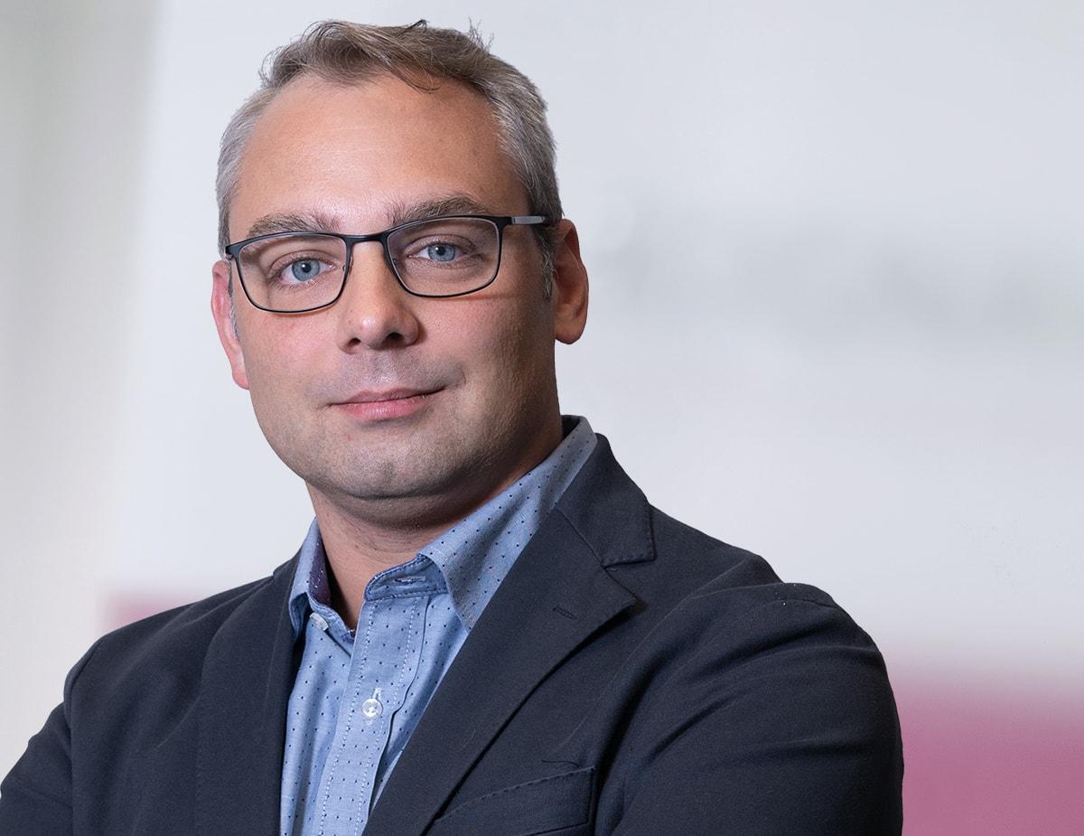 Portrait image of Daniel Furtwängler