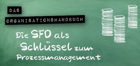 Die SFO als Schlüssel zum Prozessmanagement auf einer Tafel