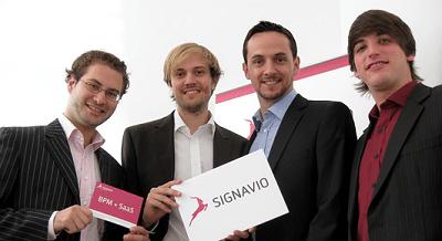Signavio Management Team