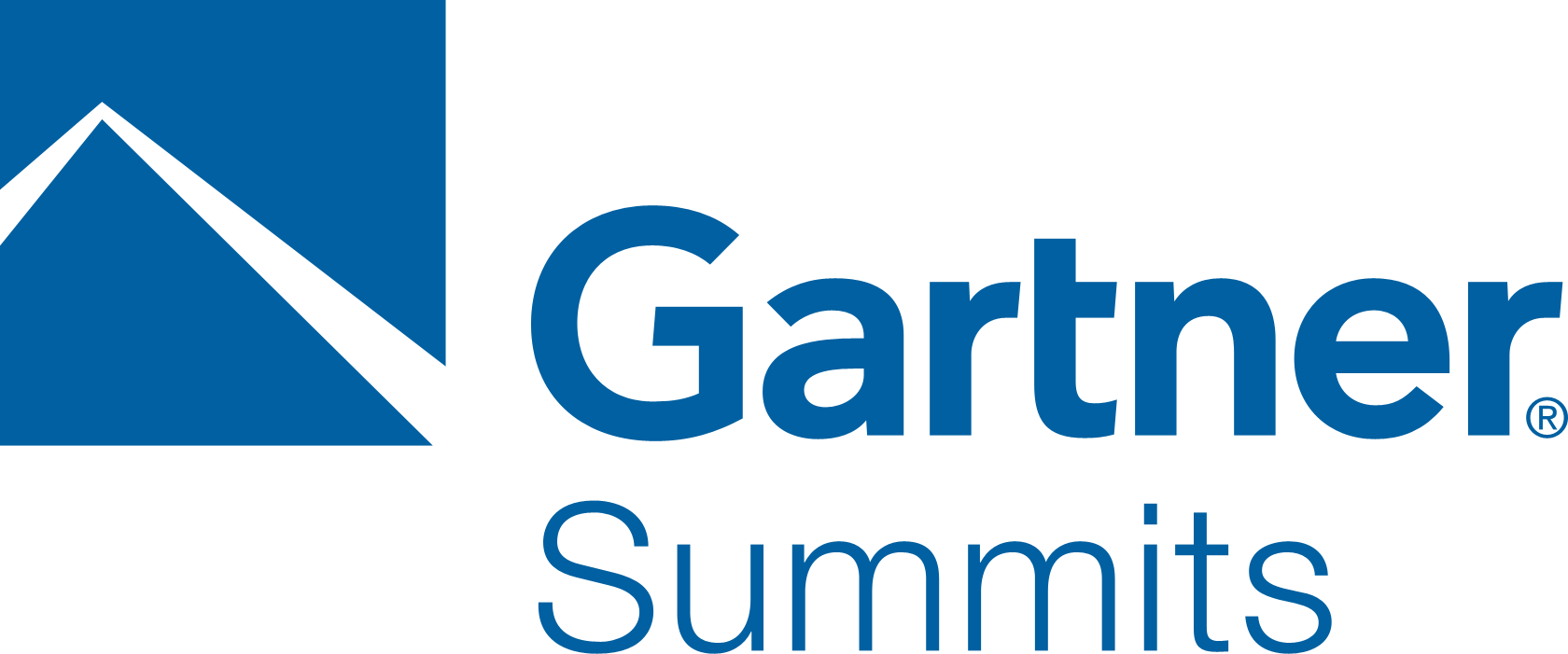 Logo vom Gartner Summit