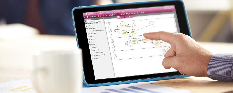 BPM tool on a screen