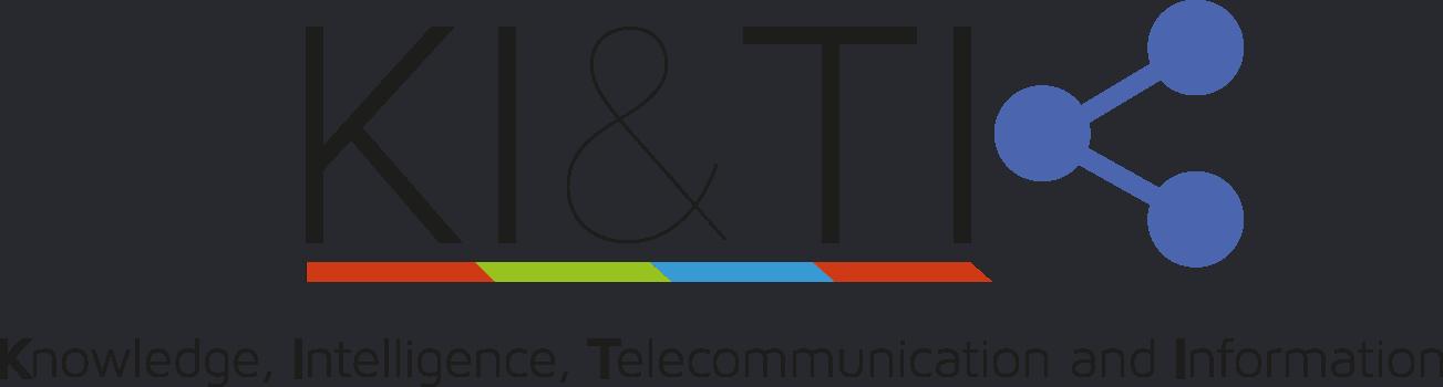 KI&TI - Knowledge, Intelligence, Telecommunication and Information Consulting Partner Logo