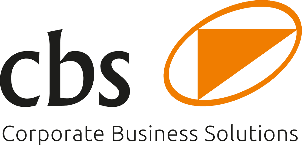 Company logo cbs corporate business solutions
