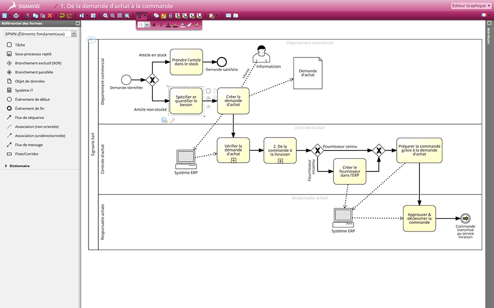 process editor bpmn 2.0