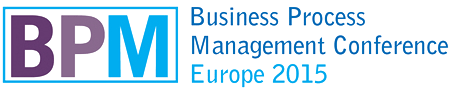 Conference logo Business Process Management Conference Europe 2015