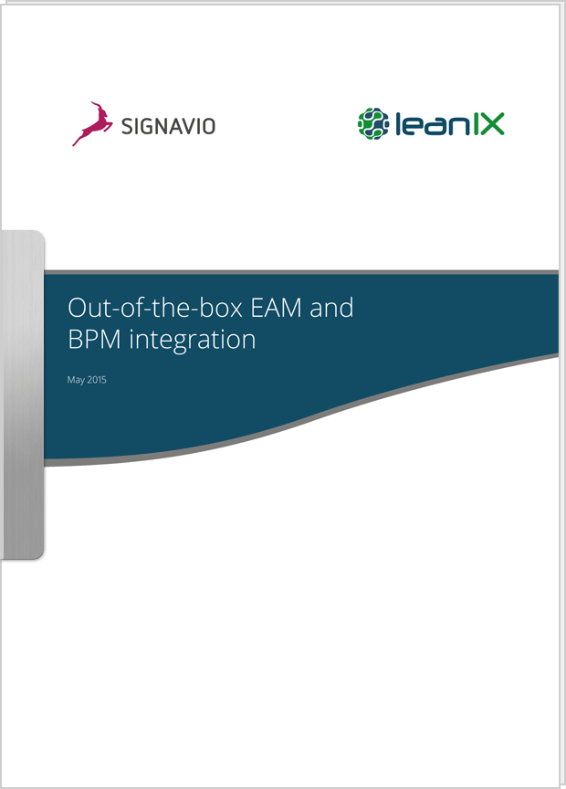 Cover preview of White Paper Out-of-the-box EAM and BPM integration