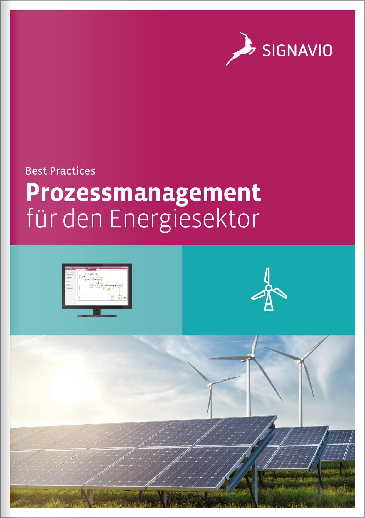 Best Practices: Prozessmanagement für den Energiesektor
