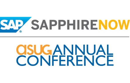 Logo of this years SAPPHIRE in Orlando.