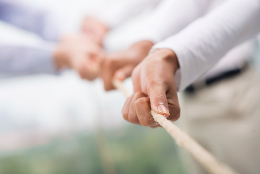 Effective communication and collaboration are the crucial elements to have your team all pulling in the same direction.