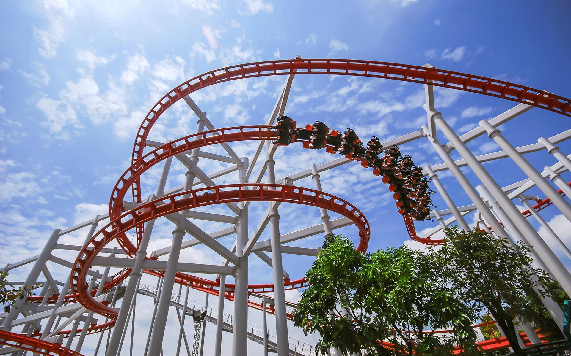 Signavio BPMN Roundtrip - rollercoaster