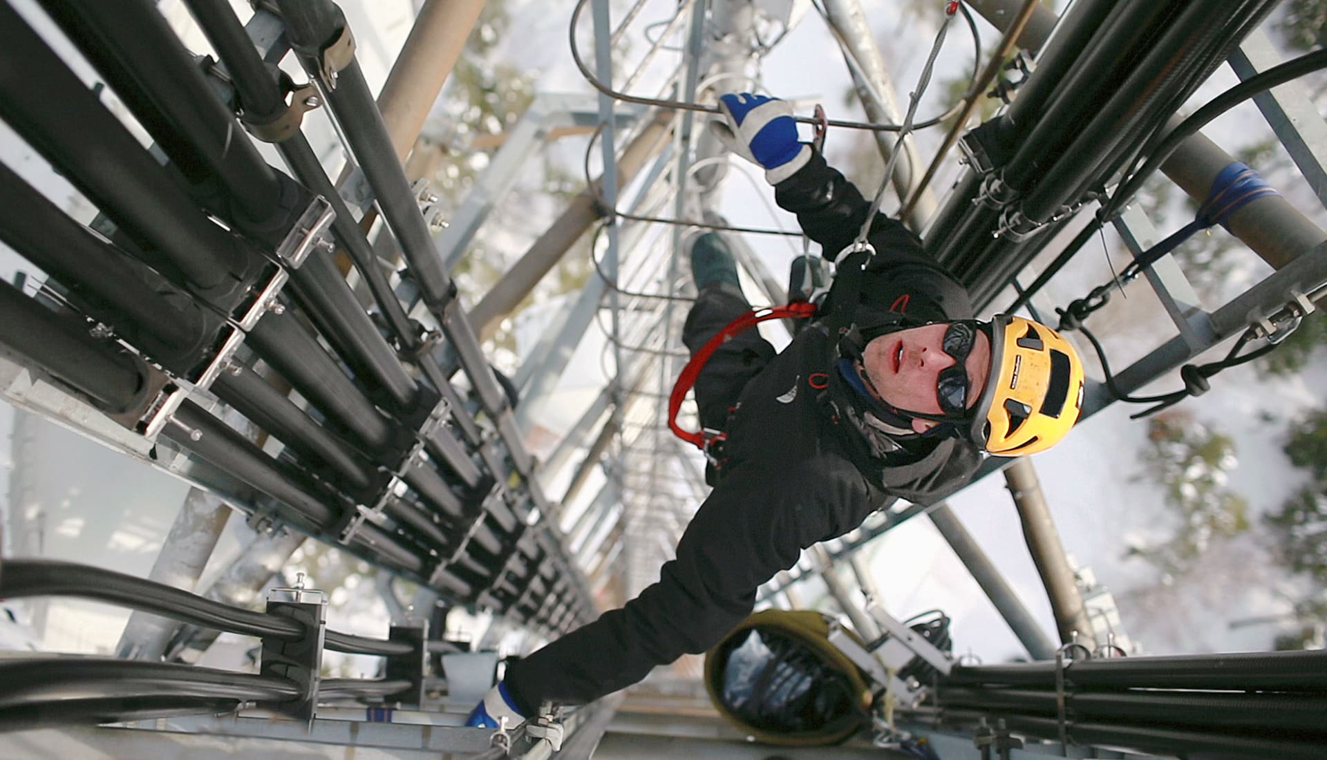 Climber- Health and Safety at work