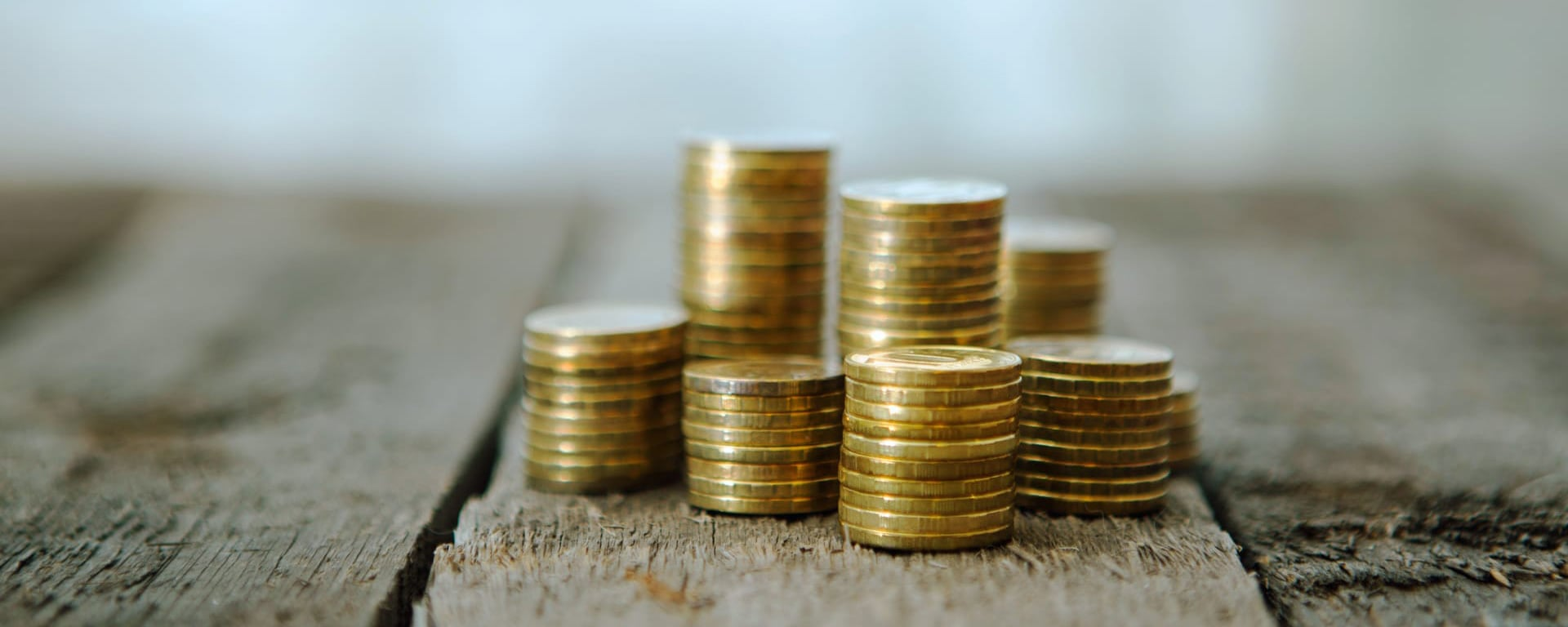 money pile: the value of business decisions