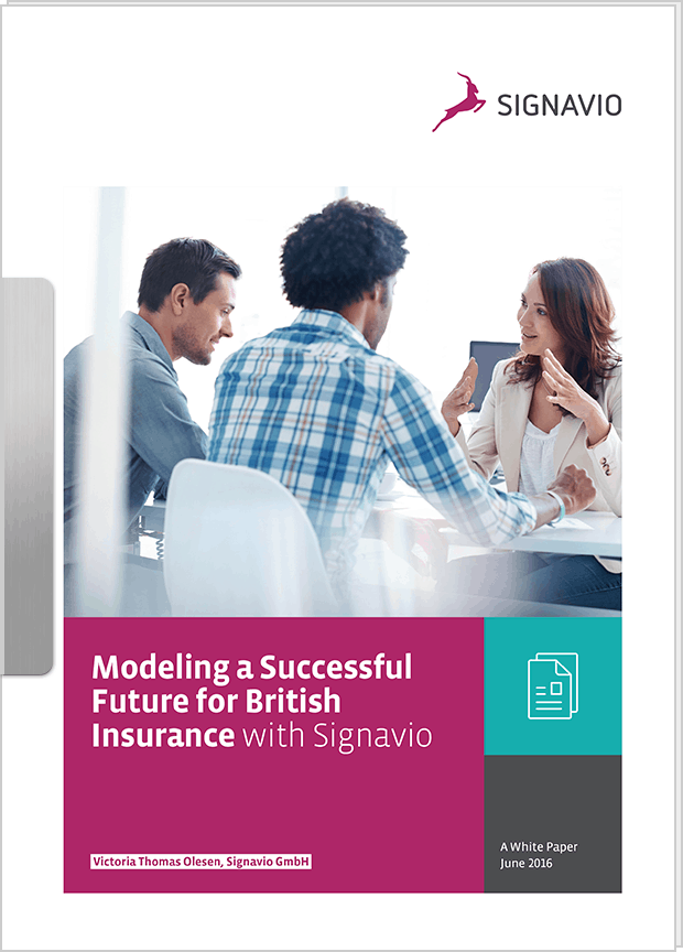 Cover preview: Insurance UK White Paper