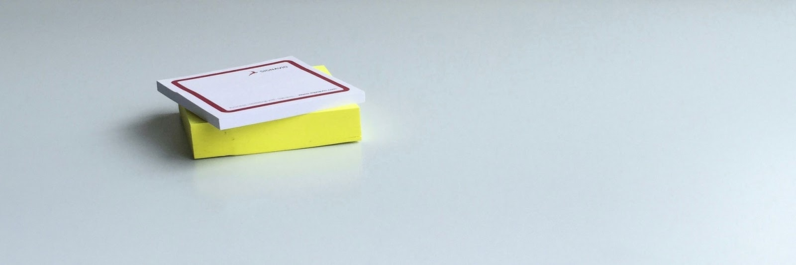 Sticky notes - the staple of process mapping