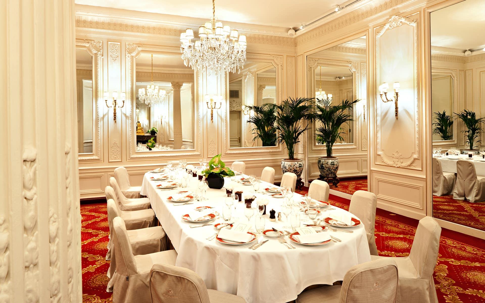 Hôtel Westminster Salon Capucines