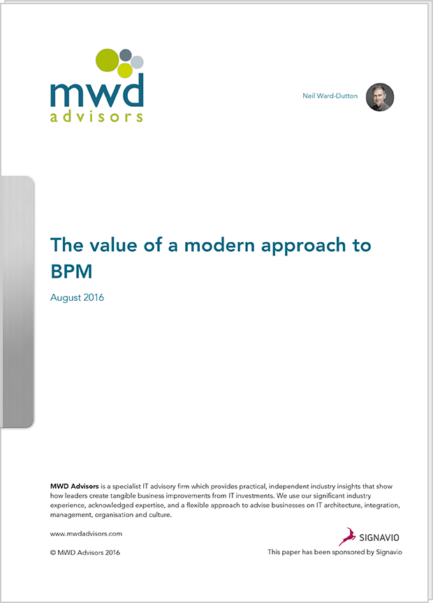 White Paper: MWD report 2016