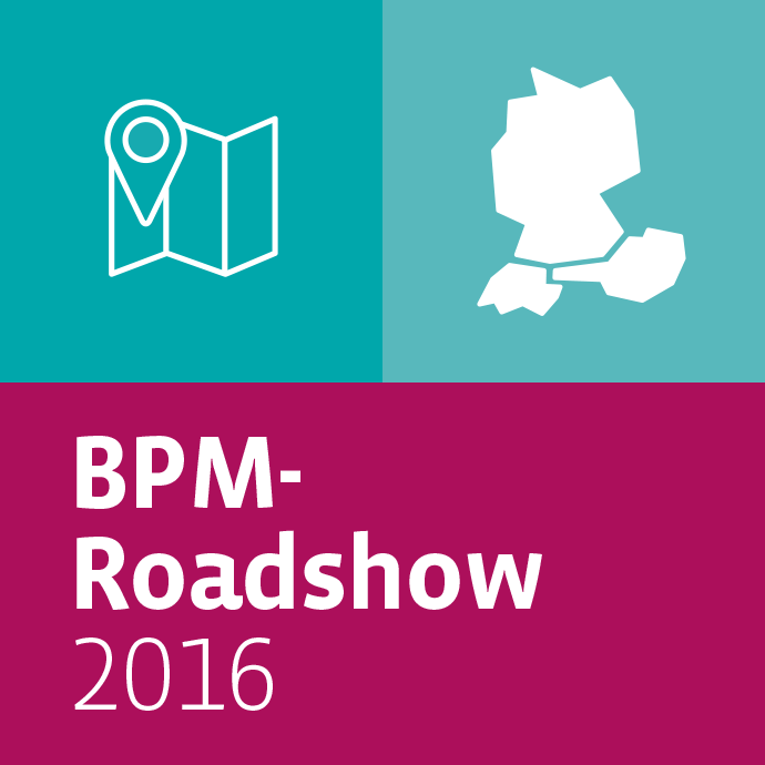 Besuchen Sie die Signavio BPM-Roadshow in Deutschland und der Schweiz.