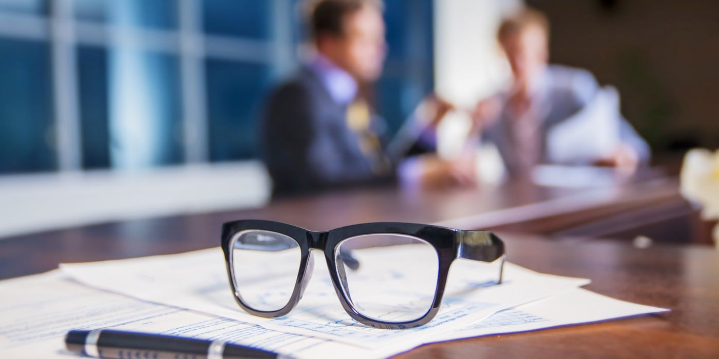 Business Process Models - Glasses on a Model Spreadsheet