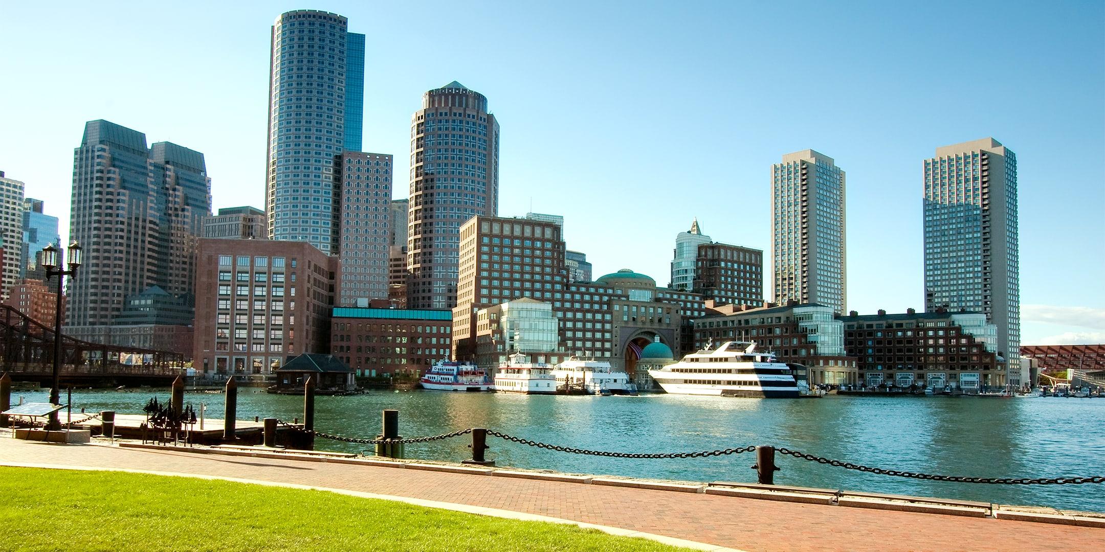 Lunch & Learn Boston