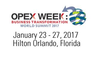 OPEX Week 2017 in Orlando