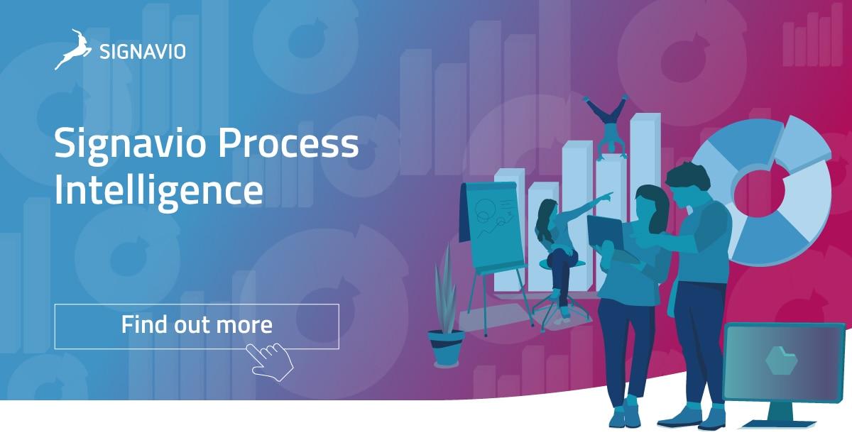 Signavio Process Intelligence cover image