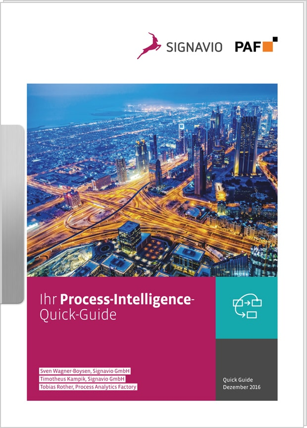 White Paper: Ihr Process-Intelligence-Quick-Guide