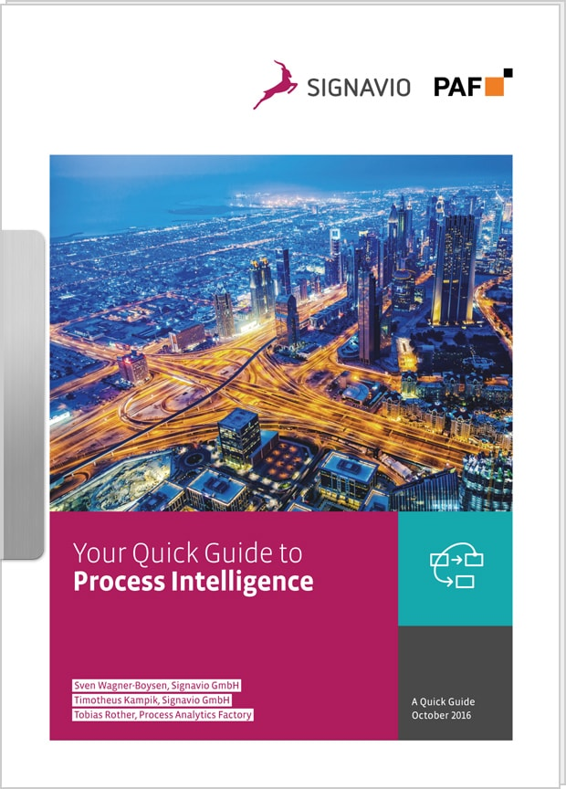 White Paper: Your Quick Guide to Process Intelligence - Doc logo