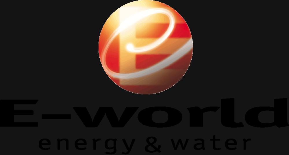 E World Logo