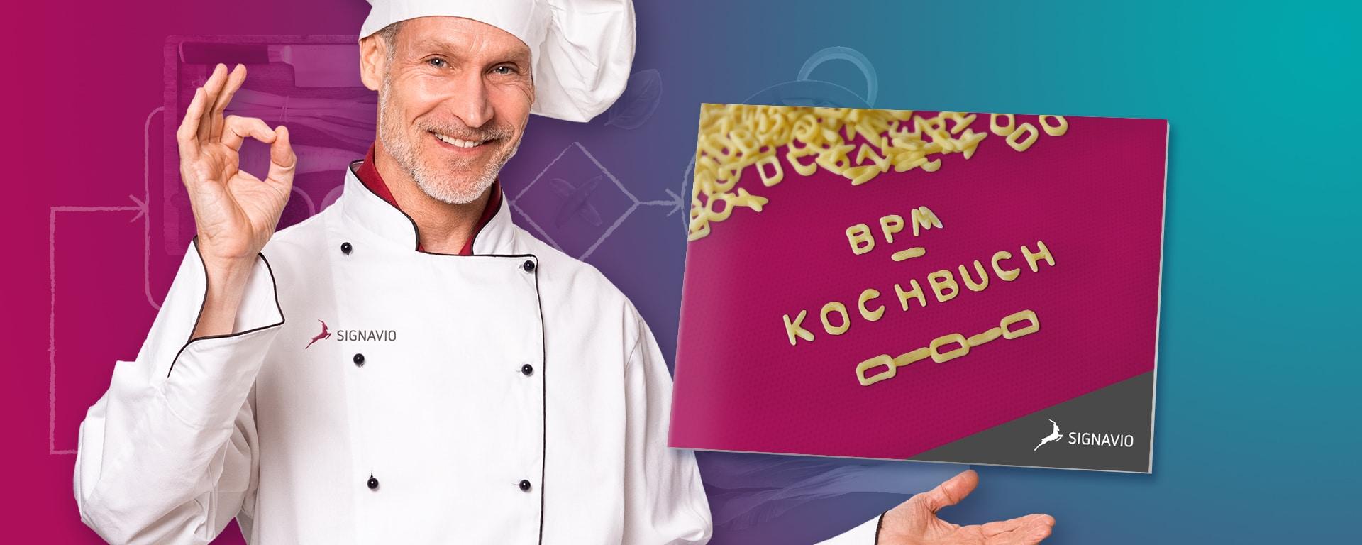 Signavio Cookbook Cover