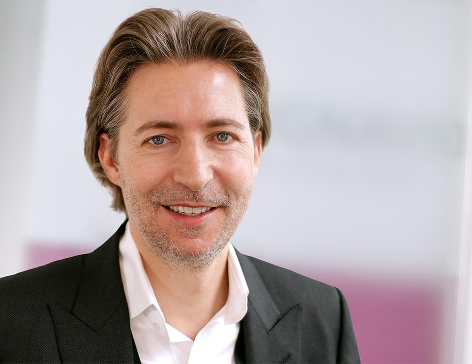 Portrait: Mark Holenstein (COO Signavio)
