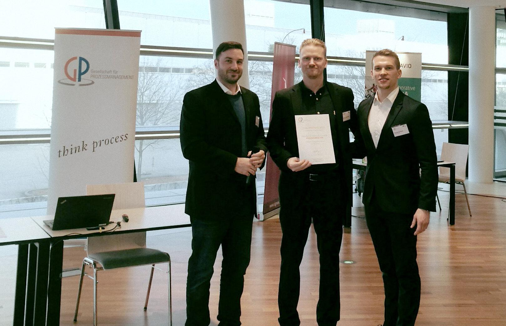Award für Signavios Prozessmanagement