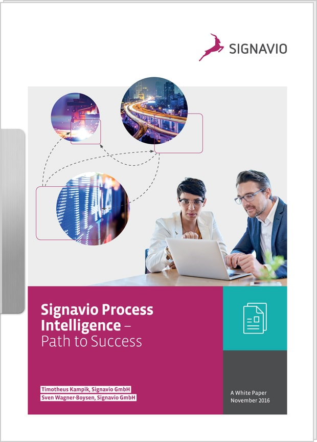 Cover Image - Process Intelligence: Path to Success