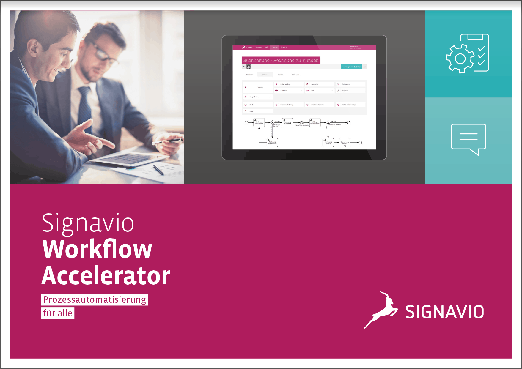 Signavio Workflow Accelerator Preview