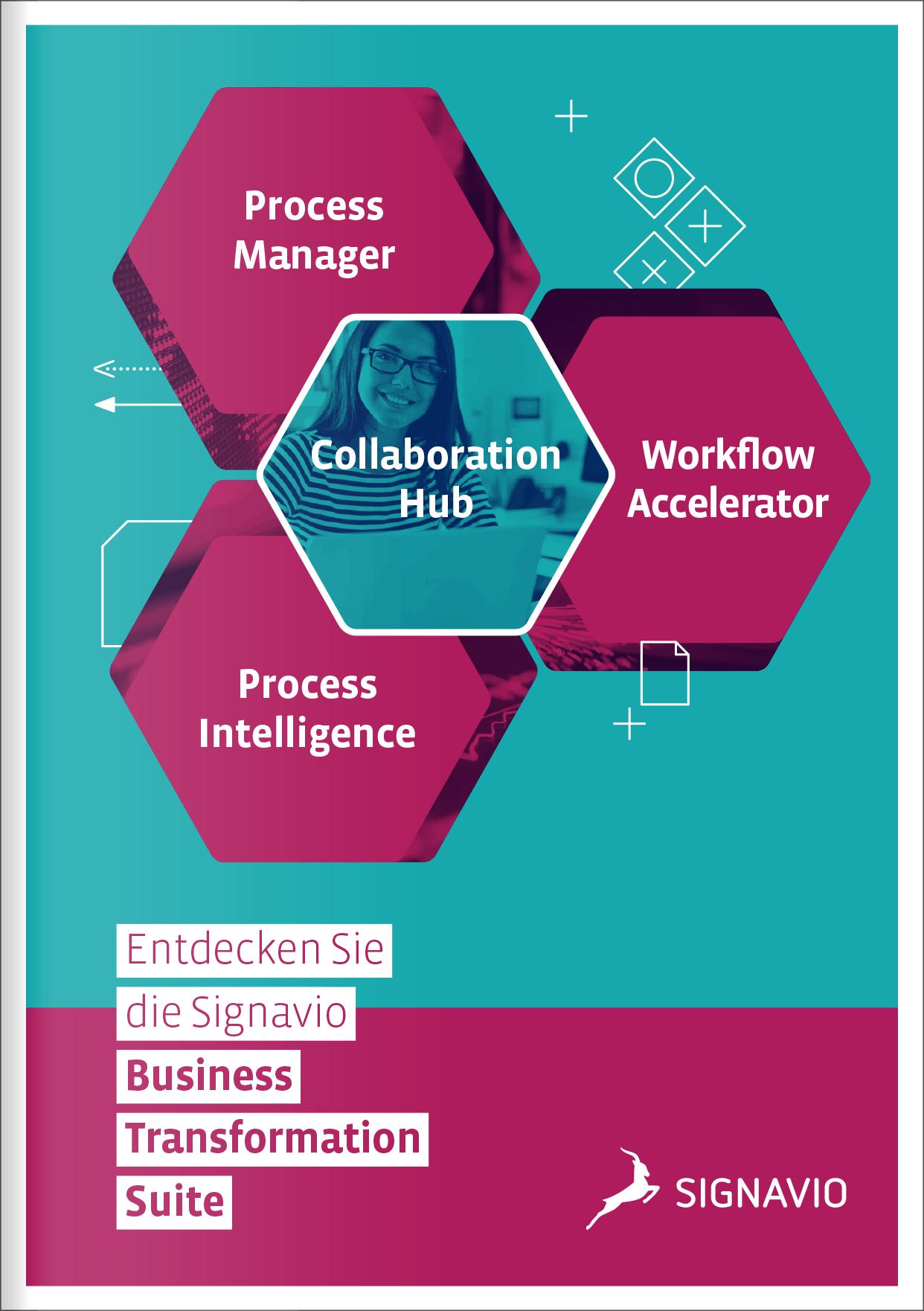 Business Transformation Suite Produktbroschüre