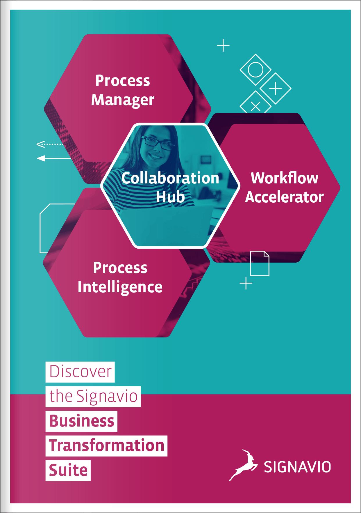 business transformation suite brochure