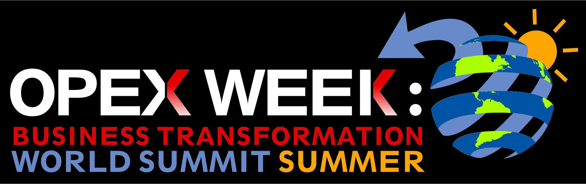 OPEX Week Summer 2020 logo