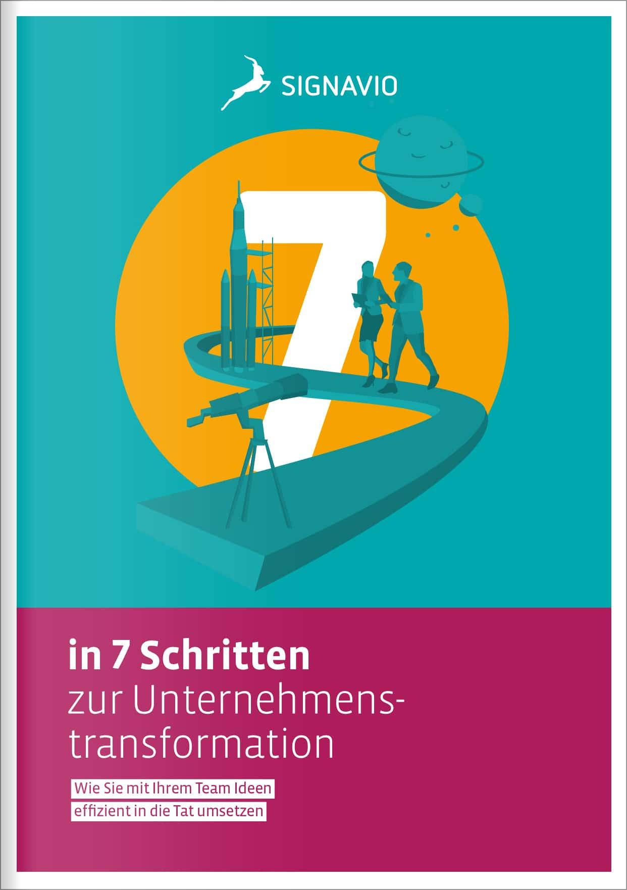 In 7 Schritten zur Unternehmenstransformation (de)
