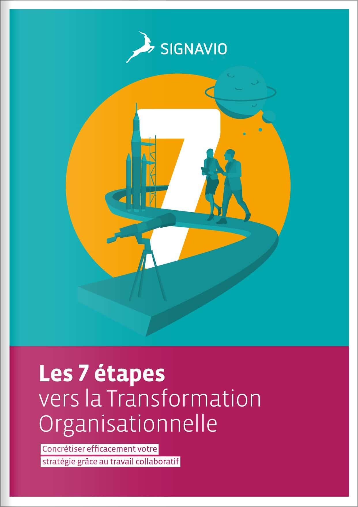 Les 7 étapes vers la Transformation Organisationnelle (fr)