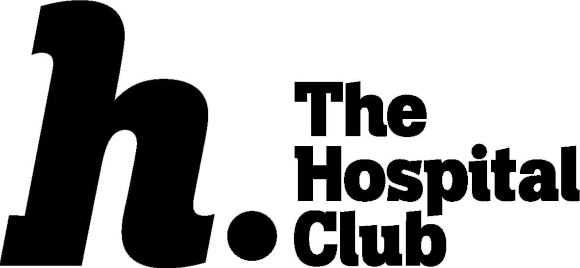 The Hospital Club Logo