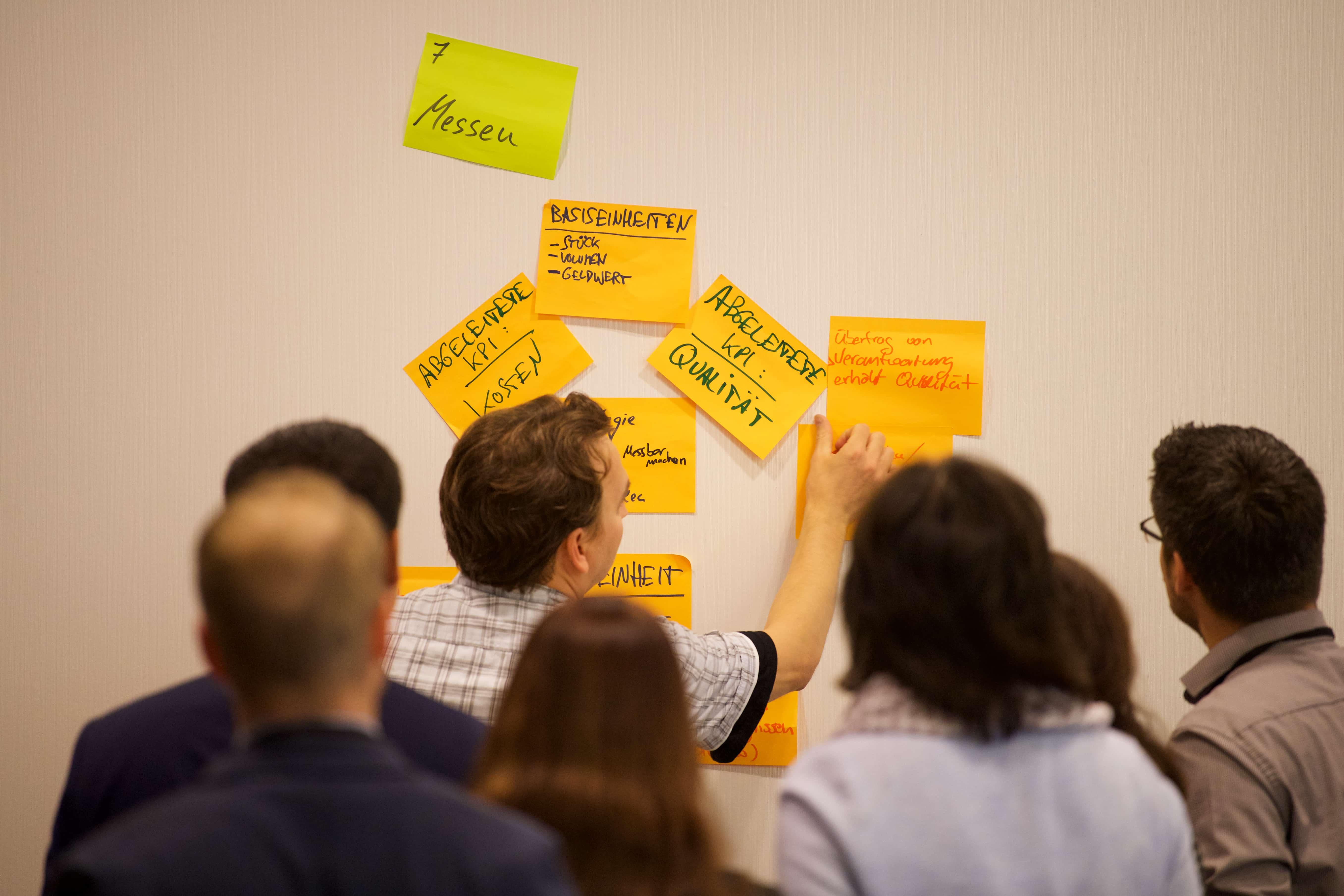 Workshop am Signavio-Kundentag