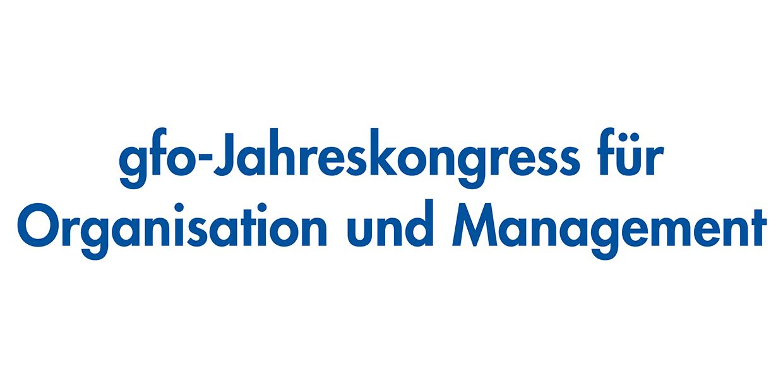gfo-Jahreskongress Logo