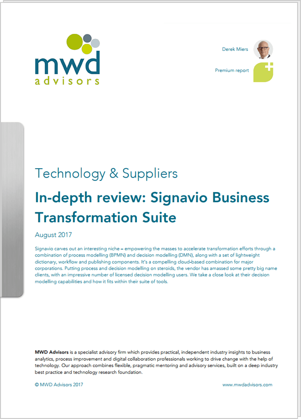 MWD Advisors Report 2017