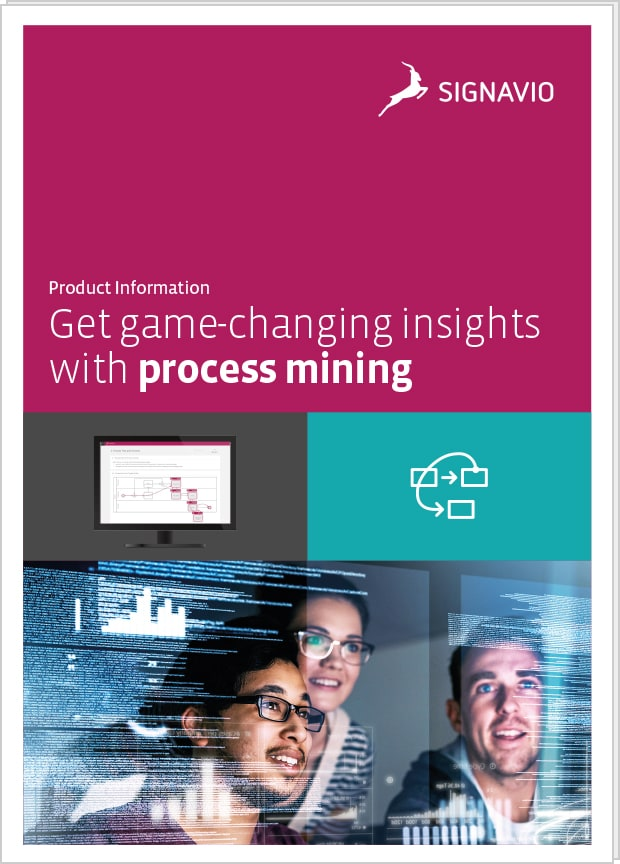 Cover Image: Get game-changing insights with process mining