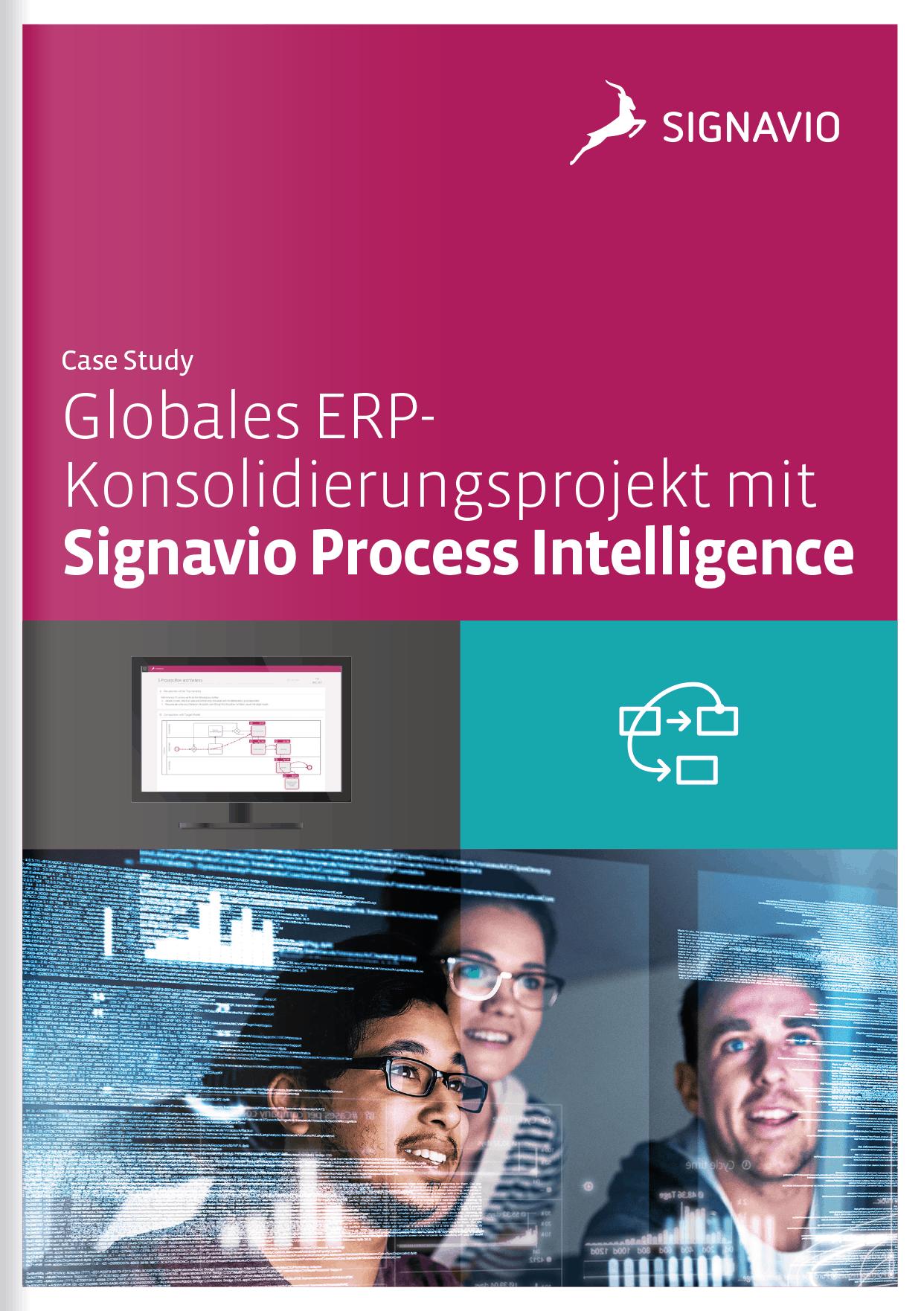 Process Mining mit Signavio: Cover Image