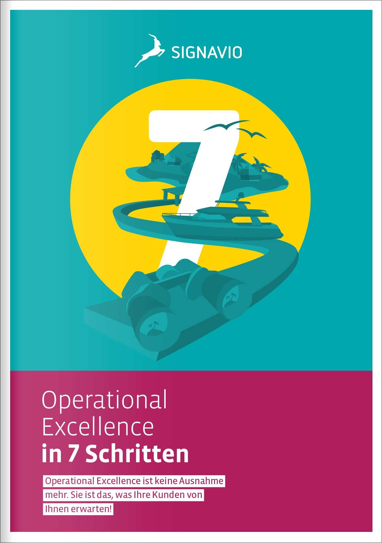 Operational Excellence in 7 Schritten (de)